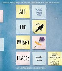 All the Bright Places (cd-bok)