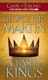 A Clash of Kings: A Song of Ice and Fire: Book Two (pocket)