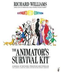 The Animator's Survival Kit (häftad)