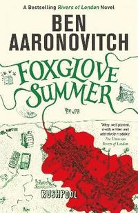 Cover Foxglove Summer by Ben Aaronovitch