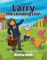 Larry The Lending Lion (häftad)
