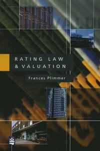 Rating Law and Valuation (häftad)