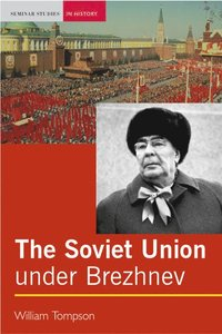 The Soviet Union under Brezhnev (häftad)