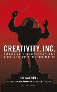 Creativity, Inc. (inbunden)