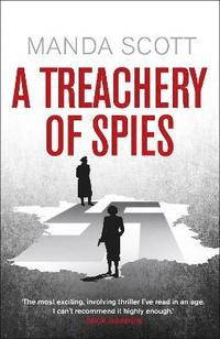 A Treachery of Spies (inbunden)