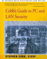 Cobb's Guide to PC and LAN Security (häftad)