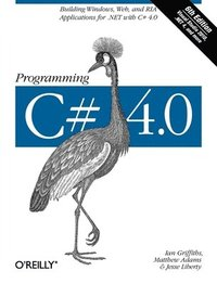 Programming C# 4.0 6th Edition (häftad)