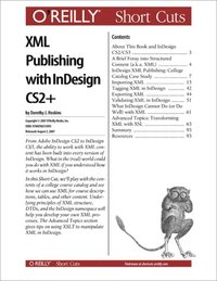 XML Publishing with InDesign CS2+ (e-bok)