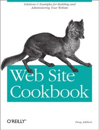 Web Site Cookbook (e-bok)