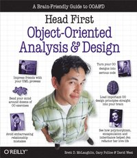 Head First Object-Oriented Analysis and Design (e-bok)