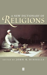 A New Dictionary of Religions (inbunden)