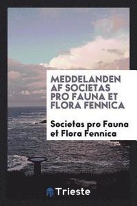 Rsfoodservice.se Meddelanden AF Societas Pro Fauna Et Flora Fennica Image