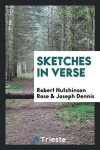 Sketches in Verse (häftad)