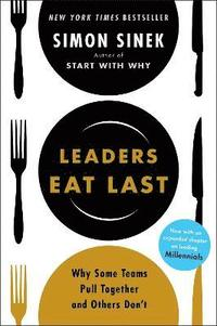 Leaders Eat Last (häftad)