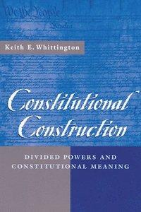 political foundations of judicial supremacy whittington keith e