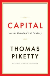 Capital in the Twenty-First Century (e-bok)