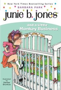 Junie B. Jones #2: Junie B. Jones and a Little Monkey Business (häftad)