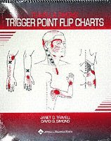 Travell and Simons' Trigger Point Flip Charts (häftad)