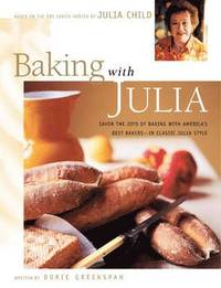 Baking with Julia (inbunden)