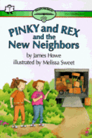 Pinky and Rex and the New Neighbors (häftad)