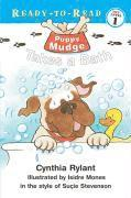 Puppy Mudge Takes a Bath (inbunden)