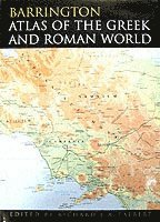 Barrington Atlas of the Greek and Roman World (inbunden)