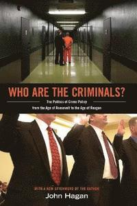 Who Are the Criminals? (häftad)