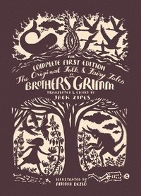 The Original Folk and Fairy Tales of the Brothers Grimm (inbunden)