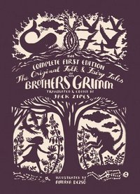 The Original Folk and Fairy Tales of the Brothers Grimm (häftad)