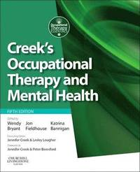 Creek's Occupational Therapy and Mental Health (häftad)