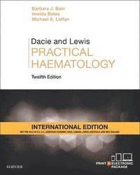 Dacie and Lewis Practical Haematology (häftad)