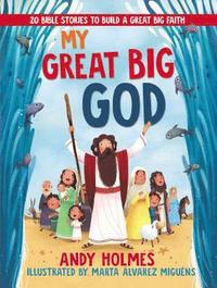 My Great Big God (kartonnage)