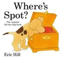 Where's Spot? (inbunden)