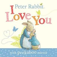 Peter Rabbit: I Love You (kartonnage)