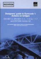 Designers' Guide to Eurocode 1: Actions on bridges (inbunden)