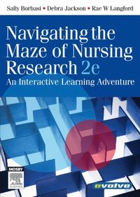 Navigating the Maze of Nursing Research (e-bok)