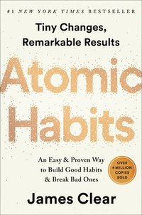 Atomic Habits (inbunden)