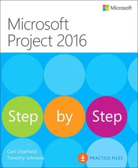 Microsoft Project 2016 Step by Step (häftad)