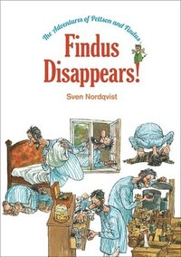 Findus Disappears! (inbunden)