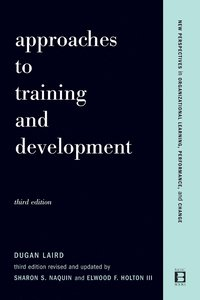 Approaches To Training And Development (häftad)