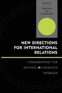 New Directions for International Relations (häftad)