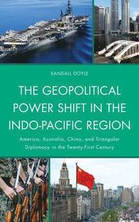 The Geopolitical Power Shift in the Indo-Pacific Region (inbunden)