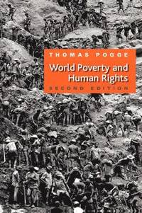 World Poverty and Human Rights (inbunden)