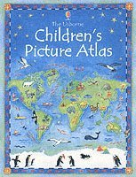 Children's Picture Atlas (inbunden)