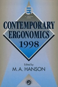 Contemporary Ergonomics 1998 (häftad)