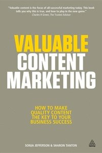 Valuable Content Marketing (häftad)