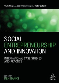 Social Entrepreneurship and Innovation (e-bok)