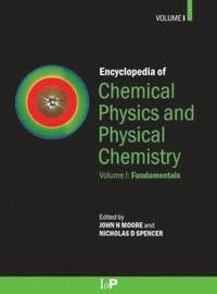 Encyclopedia of Chemical Physics and Physical Chemistry - 3 Volume Set (inbunden)