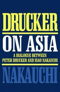 Drucker on Asia (inbunden)
