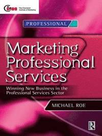 Marketing Professional Services (häftad)